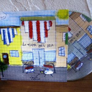 La tapa del día (CD)